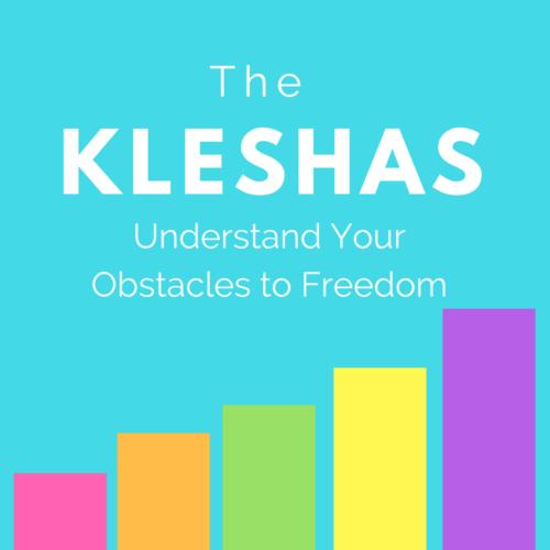 the kleshas, yoga, self-study, svadhyaya