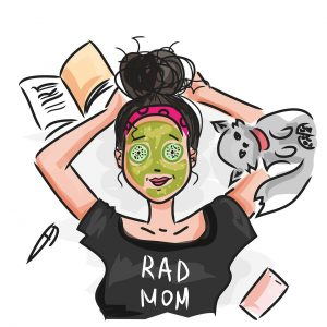 burnout, super mom